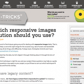 Which responsive images solution should you use ?